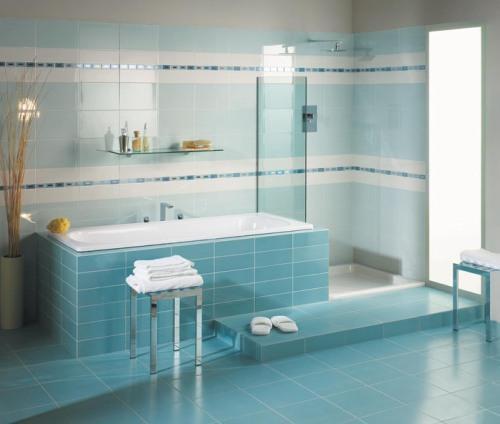 Плитка для ванной комнаты. Фото 4