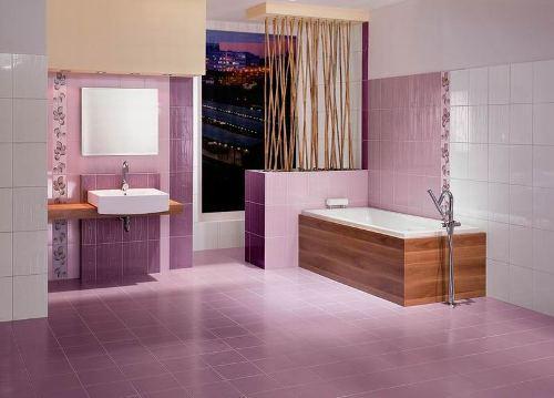Плитка для ванной комнаты. Фото 5