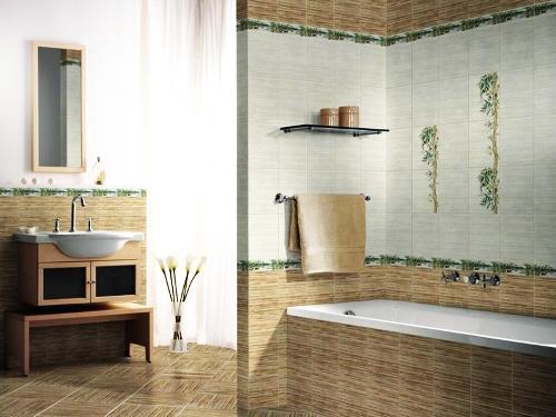 Плитка для ванной комнаты. Фото 9