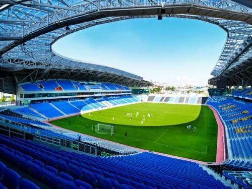 Футбольный стадион Sungui Arena Park в Южной Кореи. Фото 3