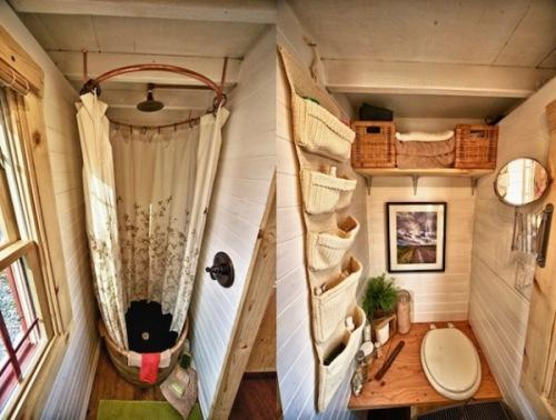 Интерьер маленького дома. Фото 6