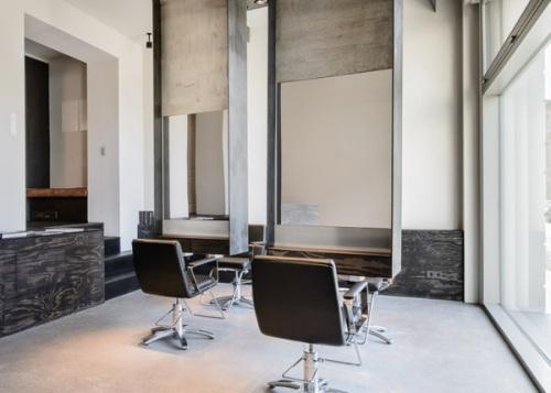 Интерьер салона красоты Viktor Leske International в Берлине. Фото 2