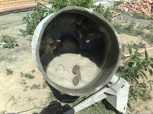 Как приготовить цементный раствор для кладки?