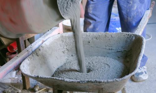 Марка цементного раствора