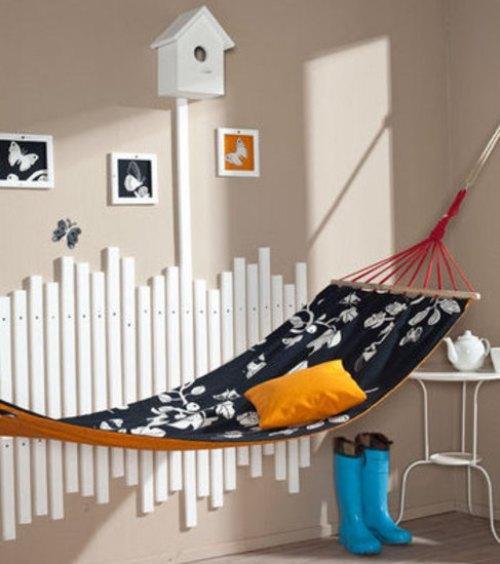Как сделать гамак своими руками в домашних условиях?