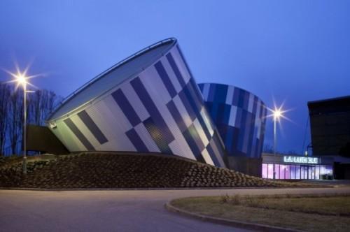 Концертный зал La Luciole Concert Hall во Франции