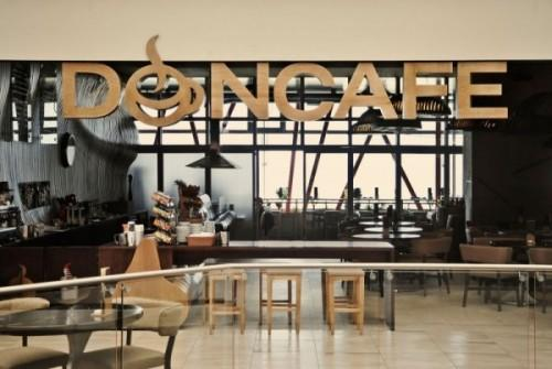 Креативная кофейня Don Cafe House