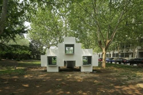 Креативный микро-дом в Китае. Фото 2