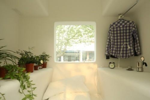 Креативный микро-дом в Китае. Фото 4
