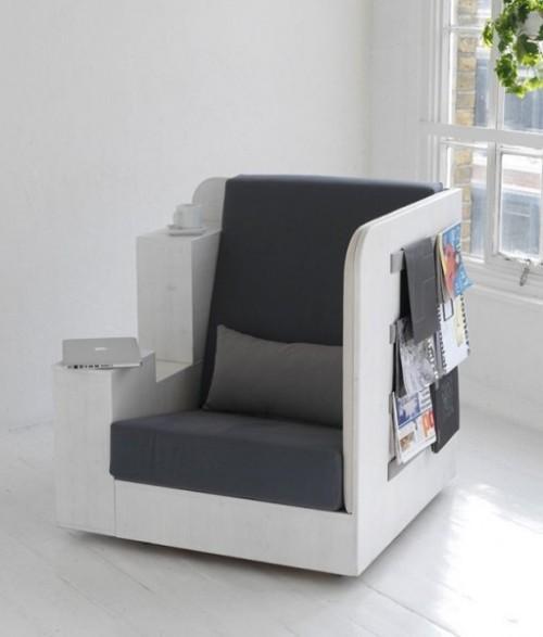Кресло-библиотека OpenBook. Фото 2