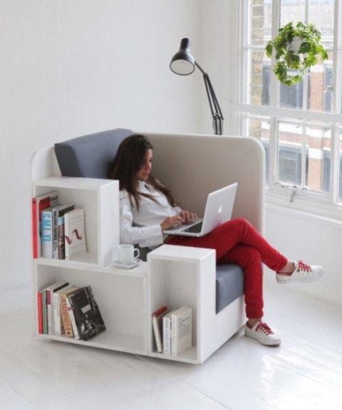 Кресло-библиотека OpenBook. Фото 3