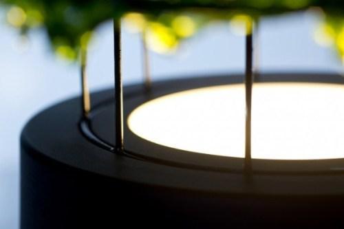 Лампа из морских водорослей. Фото 2