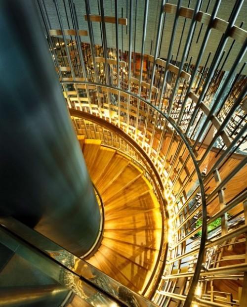 Парк-отель PARKROYAL Hotel в Сингапуре. Фото 11