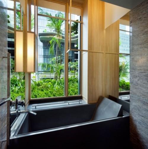 Парк-отель PARKROYAL Hotel в Сингапуре. Фото 13