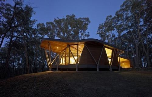 Потрясающий современный дом Trunk House. Фото 2