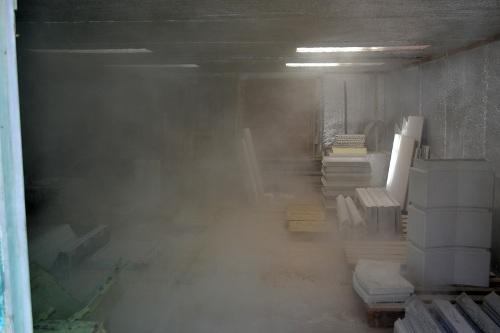 Пропарка бетона