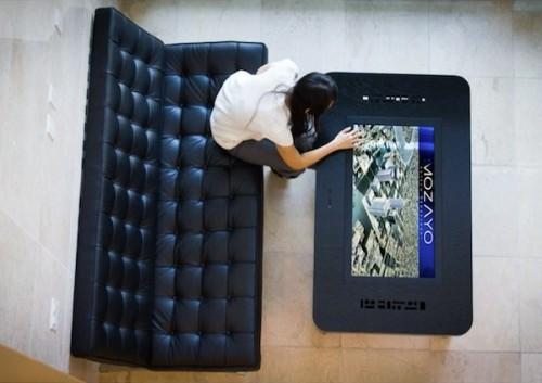 Журнальный столик-компьютер Mozayo. Фото 4