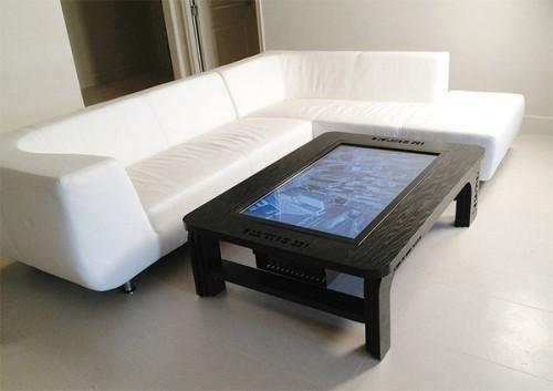 Журнальный столик-компьютер Mozayo