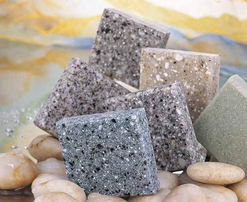 Что собой представляет искусственный камень?