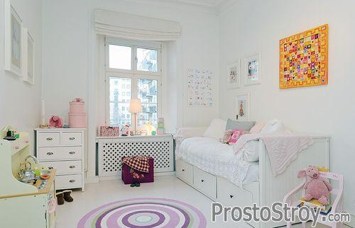 Детская комната в скандинавском стиле