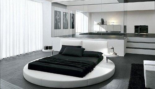 Интерьер комнат в стиле hi-tech