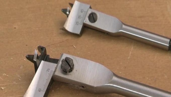 Регулируемое сверло по дереву — универсальный инструмент для сверления древесины