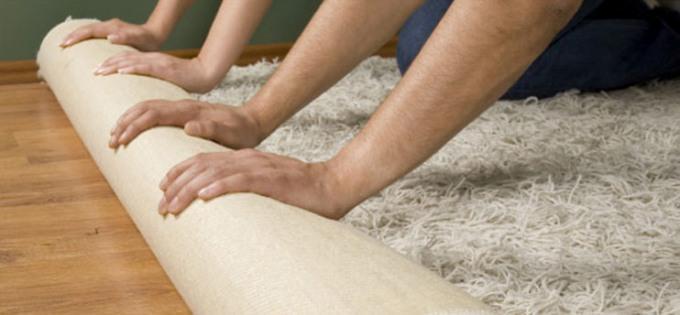 Рекомендации по выбору способа укладки ковролина
