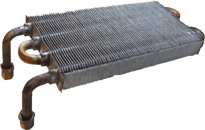 Материал теплообменника котла