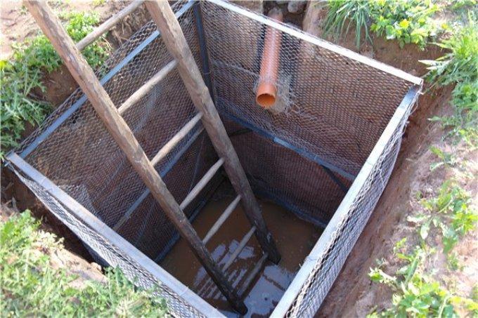Выгребная яма, не имеющая дна