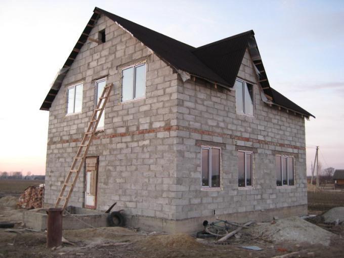 Строительство дома из пеноблоков — этапы строительства, расчет стоимости