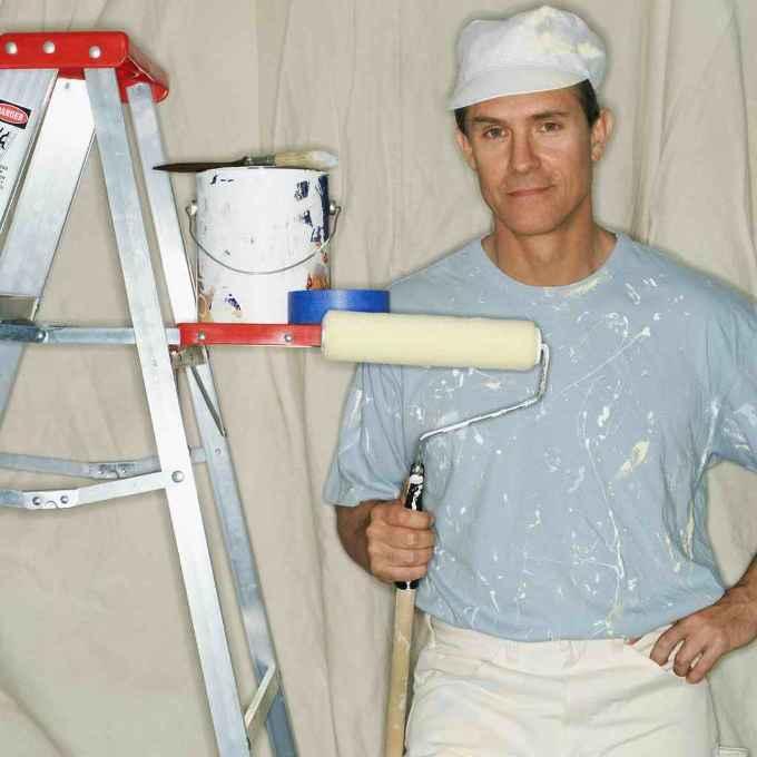 Подготовка инструмента, раствора, поверхности и помещения в побелке