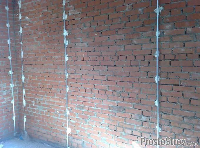 Оштукатуривание стен с помощью маяков