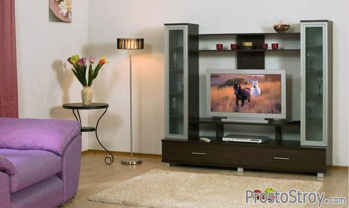 Мини стенка под телевизор