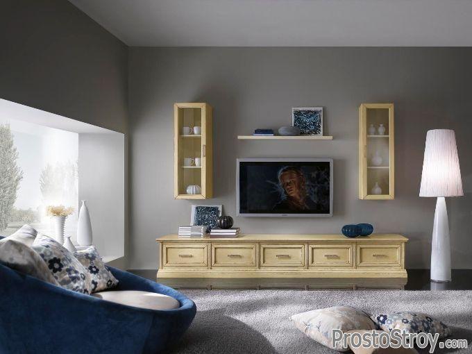 Как выбрать мини стенку под телевизор