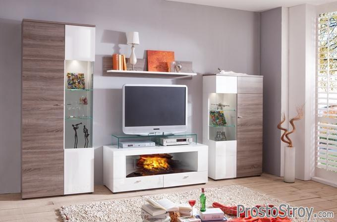 Качественная стенка под телевизор