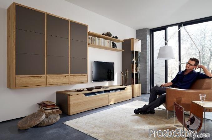 стенки под телевизор модерн