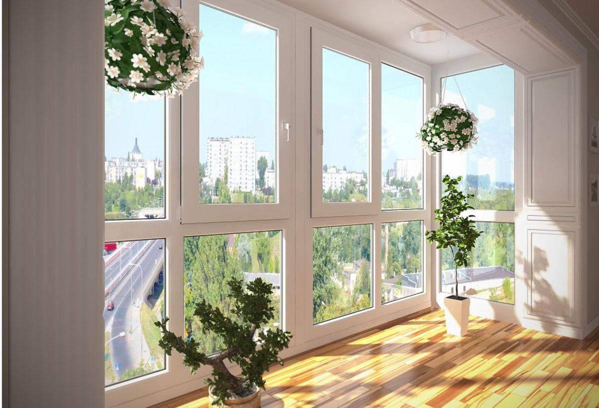 Окна ПВХ: качество, надежность, функциональность