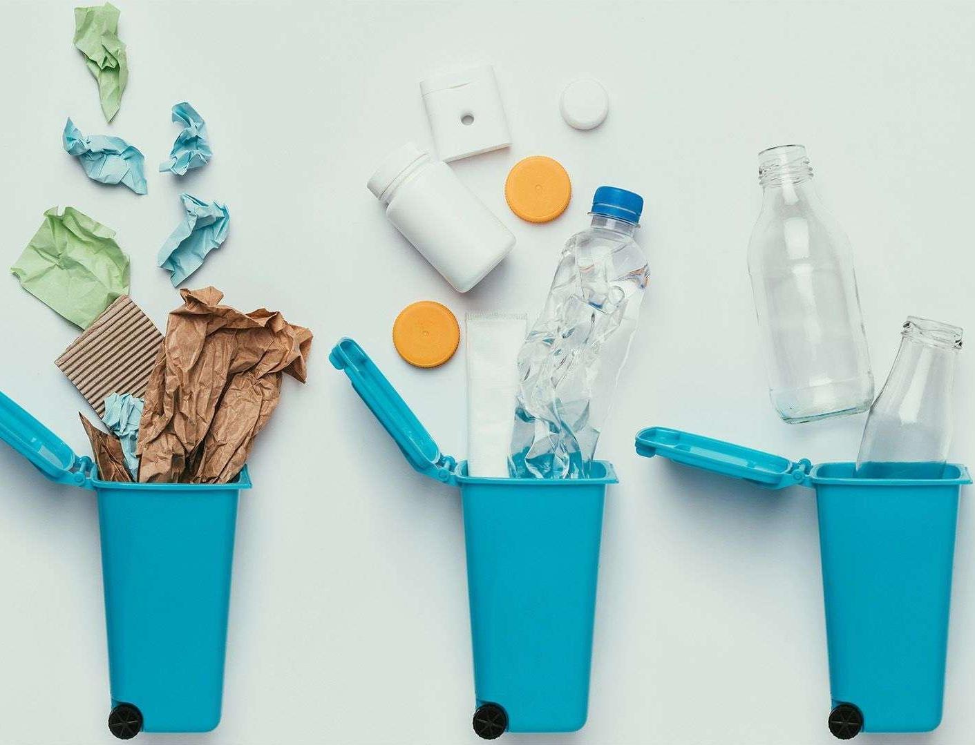 8 способов уменьшить количество опасных отходов