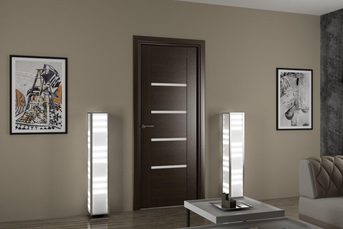 Как выбрать дверь для комнаты