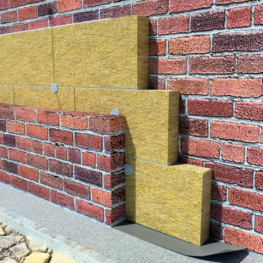 Важнейшие принципы теплоизоляции стен