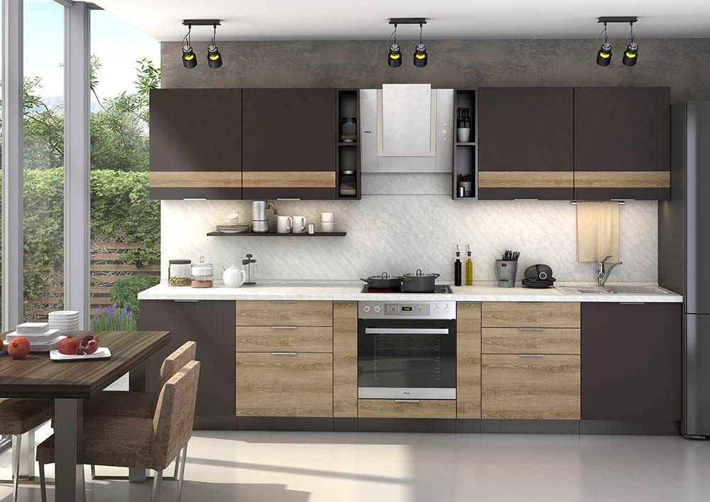 Выполнение ремонта на вашей кухне