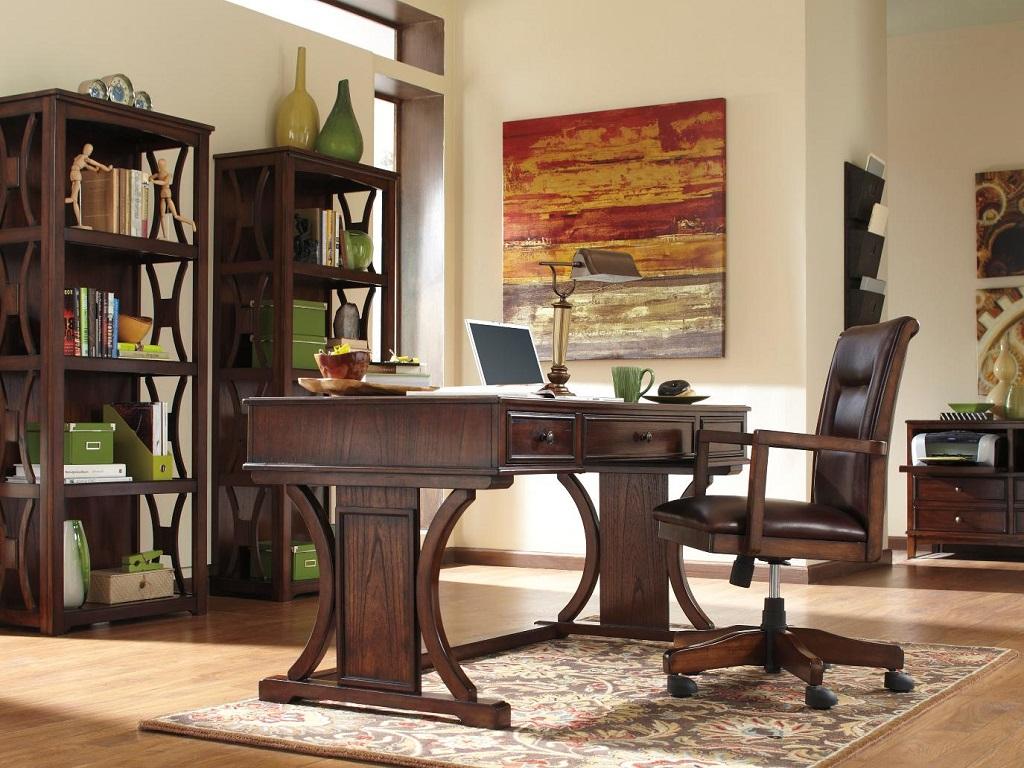 Выбираем мебель для домашнего кабинета