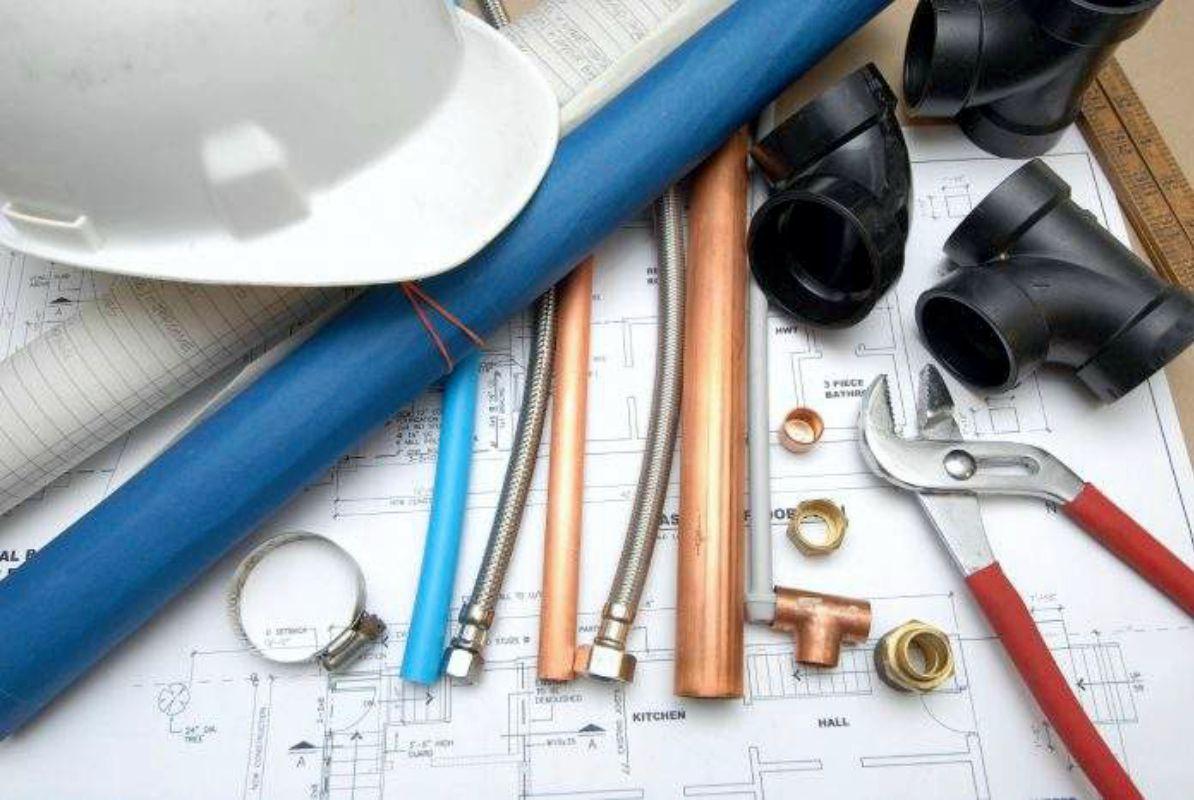 Подбор и установка труб, фитингов и фильтров