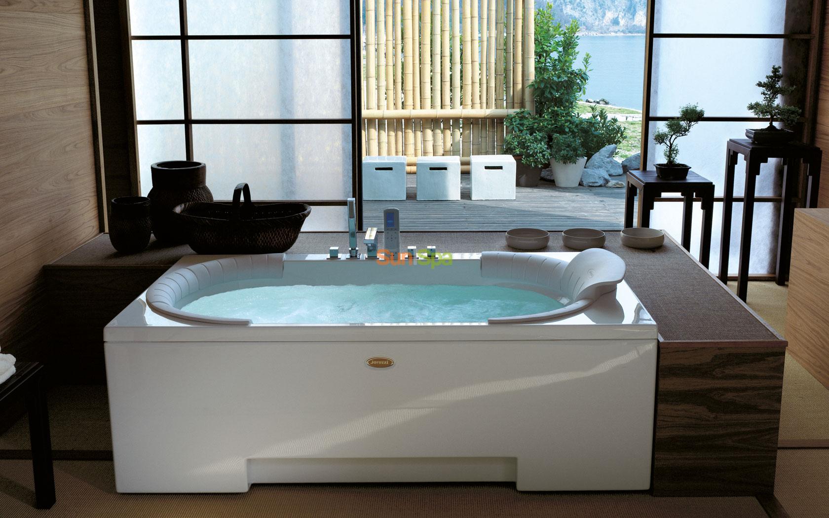 Душ или ванна с гидромассажем?