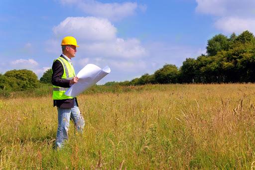 Геологическое обследование земельного участка
