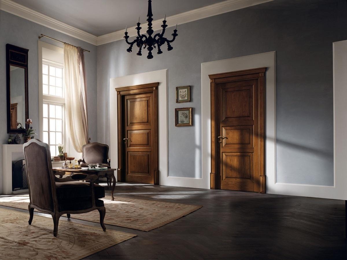 Межкомнатные двери: 5 основных конструкций