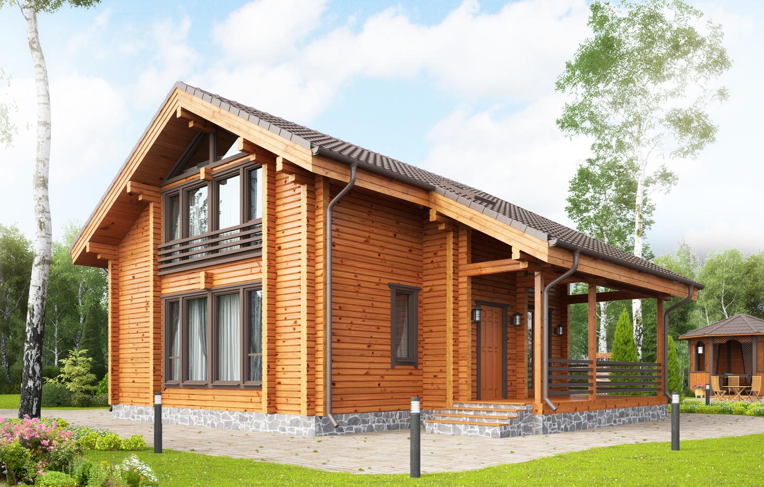 Особенности, преимущества и недостатки деревянных домов