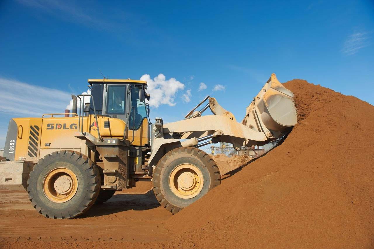 Свойства песка, который используется в строительстве