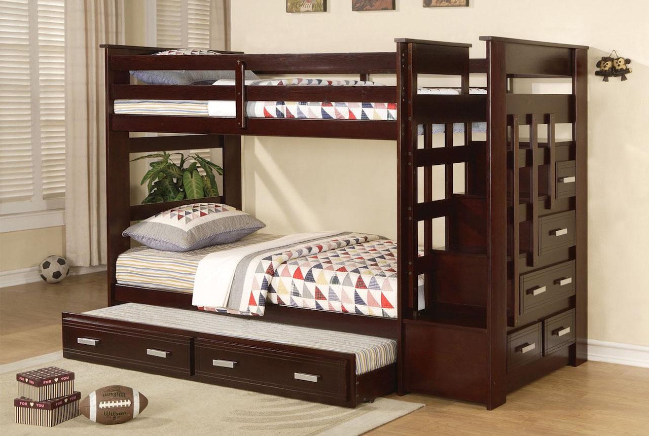 Все о двухъярусной кровати