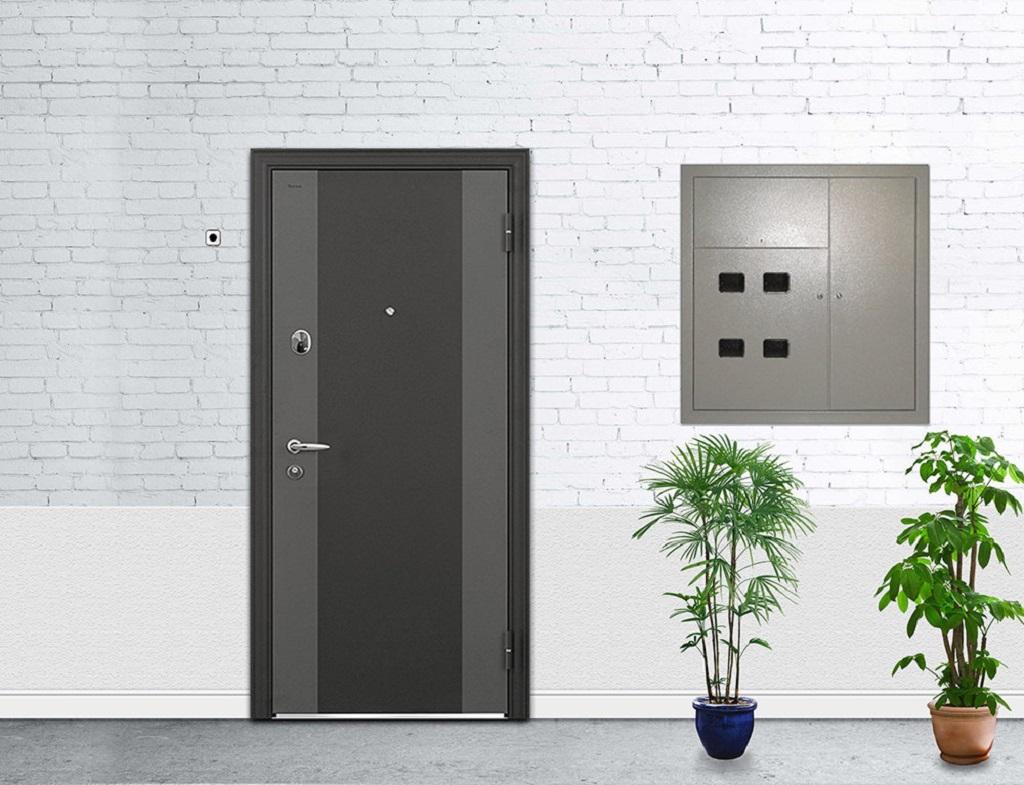 Надежные и прочные двери из стали